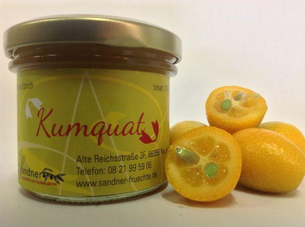 Kumquat-Fruchtaufstrich