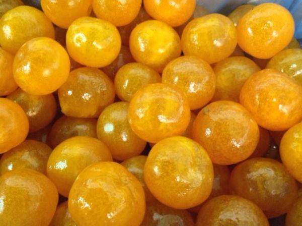 Clementinen kandiert ganze Frucht 300g