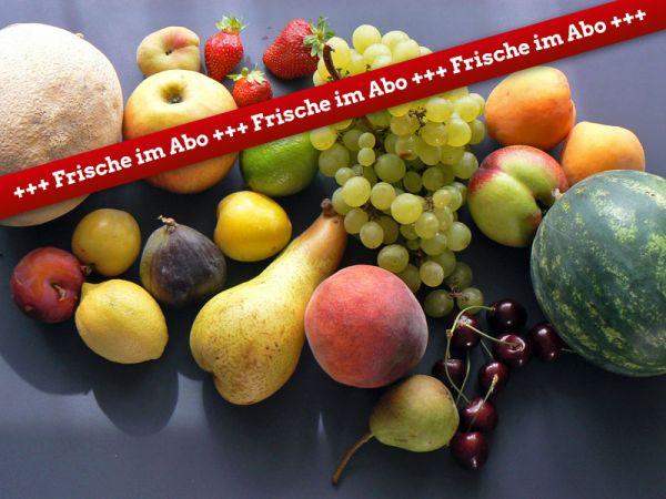 Kennenlernangebot 4 kg - Obstkiste