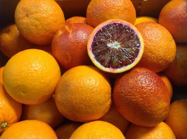 Blut-Orangen