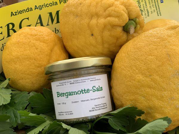 Bergamotte Salz
