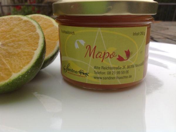 Mapo-Fruchtaufstrich