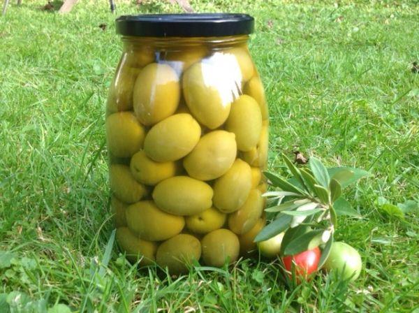 Oliven eingelegt extra groß