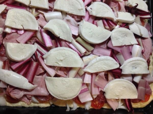 Pizza-Trevisaner-Roh